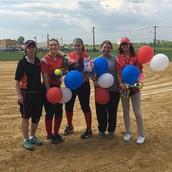 ~Medford Tech rallies for softball title share~BCT Staff John A Lewis*