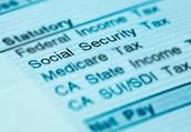 Security Tax