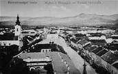 The town of Sighet, Transylvaina