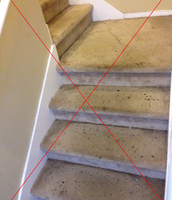 Are your stairs unbearably dirty?