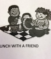 Lunch with a Friend