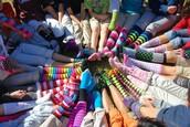 Crazy Socks Day!