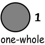 1 whole