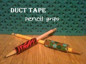 Duck Tape Pencil