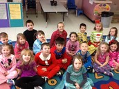 More Pajama Party Fun in Kindergarten!