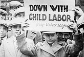 CHILD LABOR LAWS.