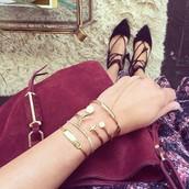 New Gold Bracelets