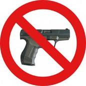 Prohibición de armas