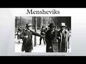 The Mensheviks
