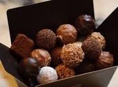 Bulgium chocolate