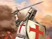 Just look at this excited Crusader