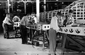 African Americans Worked In Factories