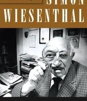 Simon Wiesenthal book