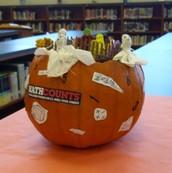 Pumpkin Contest: Math Counts