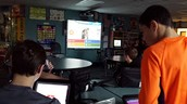 Using Kahoot in Spanish for a review