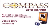 ZYTO scan's available