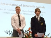 School senior prizegiving