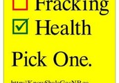 Some people that oppose to fracking argue that it threatens public health