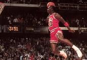 Description Michael Jordan