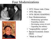 4 Modernizations