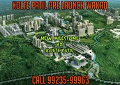 Wakad Pre Launch In This Two Projects There Are Various Prominent Features Presents To People With Discounted Categories