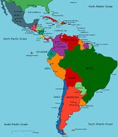 North, Central, and South America