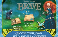 About Brave: Storybook Deluxe