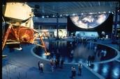 Houston Texas Space Museum
