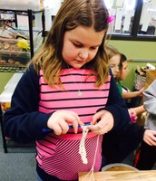 Crochet is a Favorite Genius Hour Project.