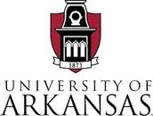 #2- University of Arkansas
