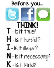 The 7 steps on Digital Citizenship
