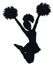 POM AND CHEER CLINIC AT LIBERTY HIGH SCHOOL