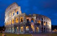 Western Rome Coliseum