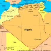 Algeria facts