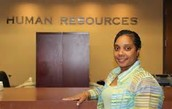 this one of our HR managers at our other location