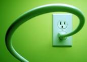 ¡Usa la electricidad!