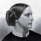 I have just became friends with susan b anthony!