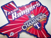 Rangers win the pennant