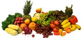 Fruits and vegetables benefit your eyes
