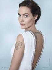 Actress, humanitarian