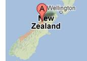 Shantytown west coast NZ