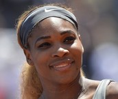 Serena Williams,  17-Time Grand Slam Tennis Champion & Olympic Gold Medalist