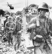 U.S. Soldiers in Vietnam War