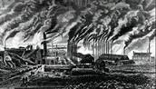אפיון המהפכה התעשייתית מתוך הסיפור