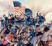 The civil war kills 620,000