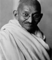 See Gandhi