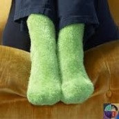 Wooly Socks!