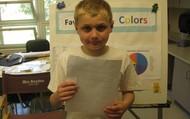 Favorite Colors Graphs