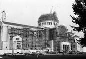 Construction of the national shrine