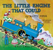 The Little Engine That Could by Witty Piper